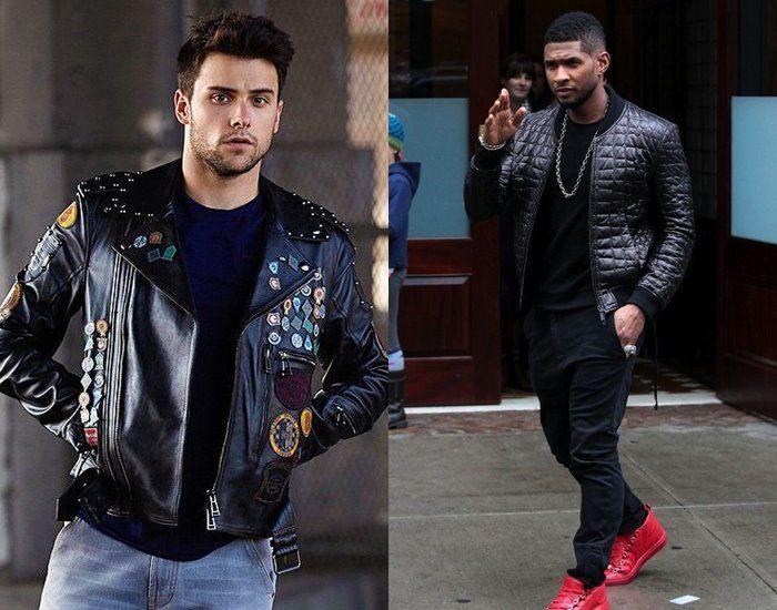 самые модные мужские куртки весна 2018, фото новинки 8