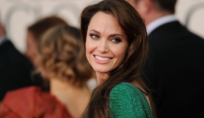 анджелина Джоли похудела, фото 2018