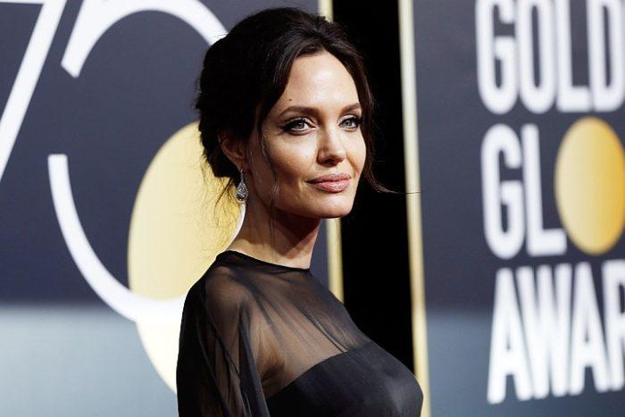 почему похудела Анджелина Джоли 2018 фото 2