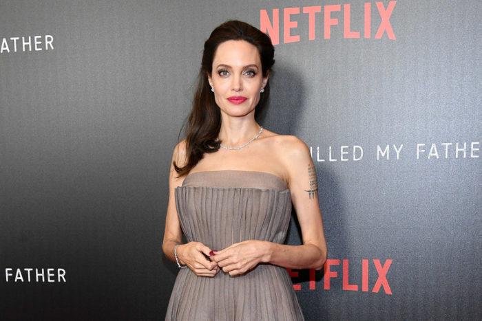 диета Анджелины Джоли сигареты, кофе, сыр и вино