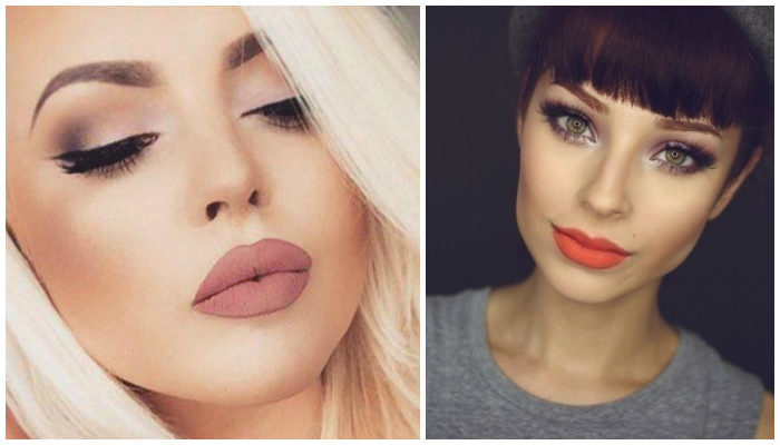 макияж на выпускной 2018, модные тенденции на фото 2