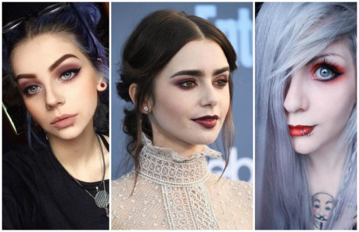макияж на выпускной 2018, модные тенденции, тренды и новинки на фото 8