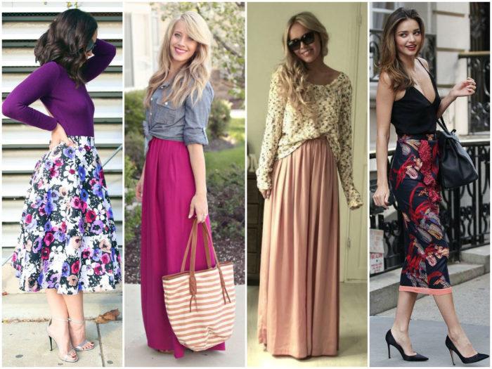 летние юбки 2018 фото, модные тенденции и тренды фото 1