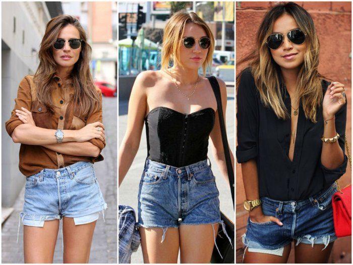 модные джинсовые шорты - летнее решение на каждый день фото 3
