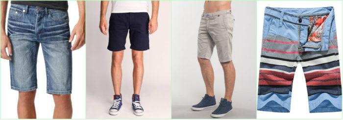 летние мужские шорты 2018 фото 2