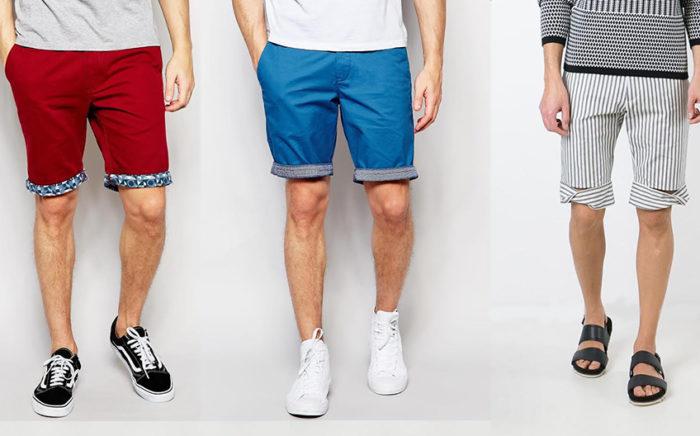 модные джинсовые шорты 2018 фото 1