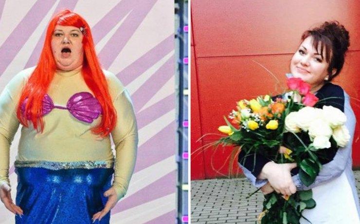 Оля Из Квн Похудела Фото. Ольга Картункова, похудевшая на 84 кг, на самоизоляции снова набрала вес