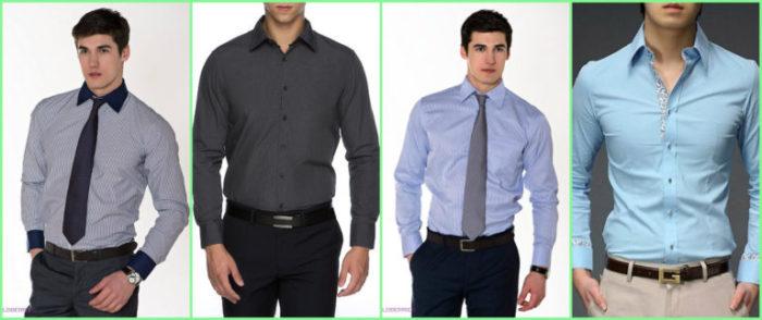 5d8368dcc50 Модные мужские рубашки являются беспроигрышным вариантом для их владельцев.  цветовая гамма